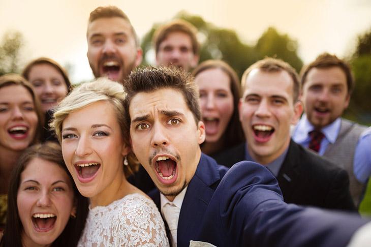 Millennial Selfie